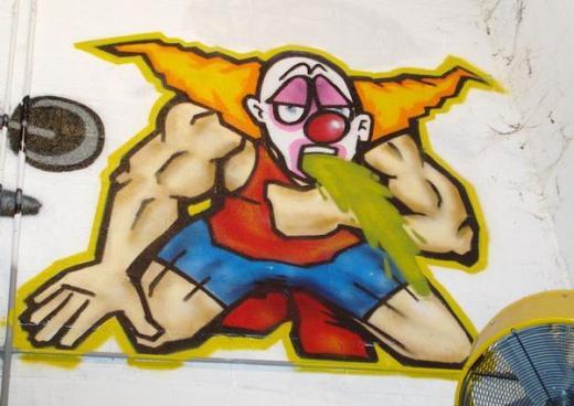 clownbarf