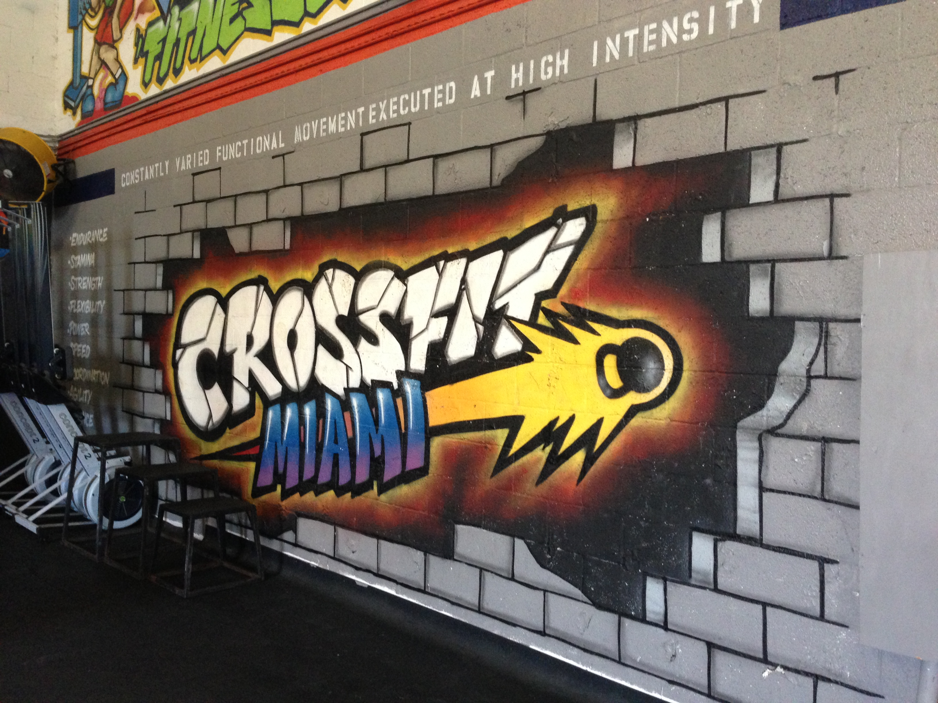 Ripped Fitness Miami Crossfit
